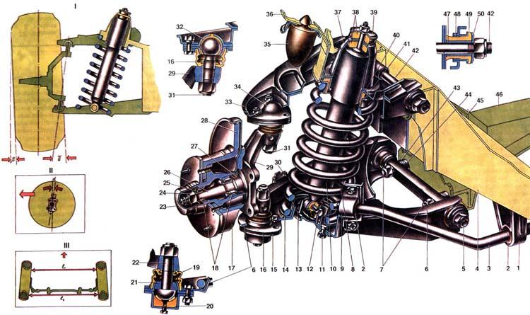 ЛАДА 2106 (ВАЗ 2106) Передняя