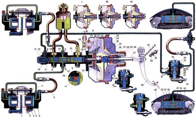 ЛАДА 2106 (ВАЗ 2106) Схема