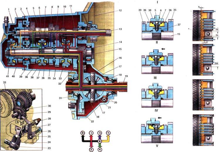ЛАДА 2109 (ВАЗ 2109) Схема